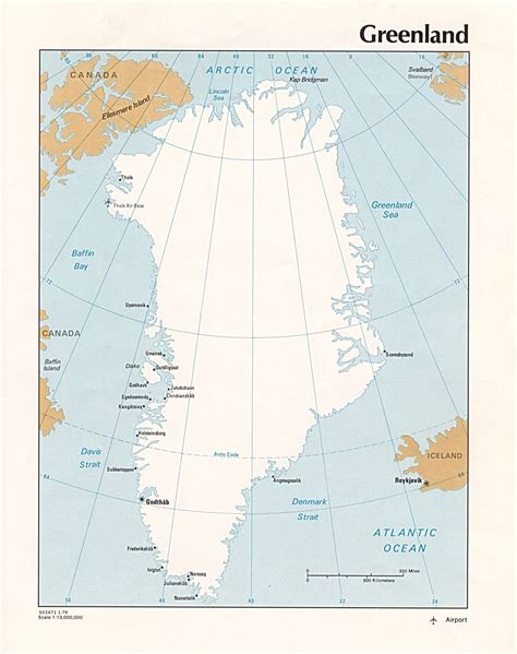 five themes of geography greenland greenland map geography and maps of greenland