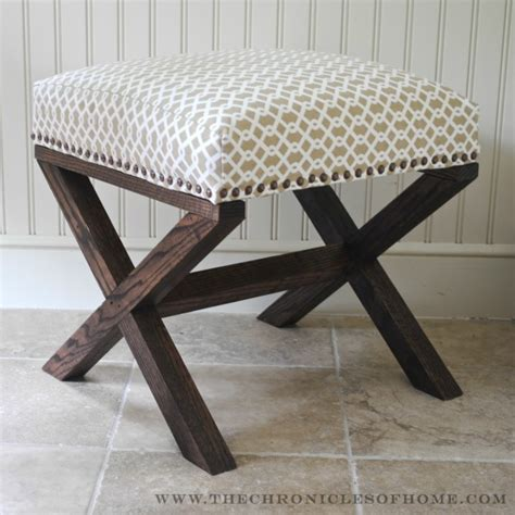 how to make a padded bench how to diy upholstered bench make make craft