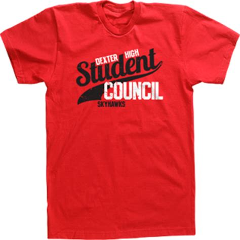 design a athletic shirt image market student council t shirts senior custom t