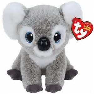 ty beanie boos kookoo grey koala ty toys chapters indigo ca