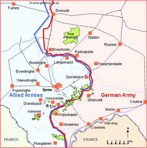 the ypres salient « travel deals from deal locators
