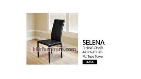 Harga X Selena kursi makan minimalis selena vittorio