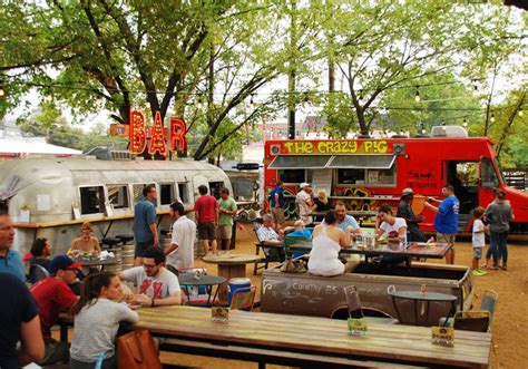 Why the Truck Yard is Lower Greenville's New Hot Spot