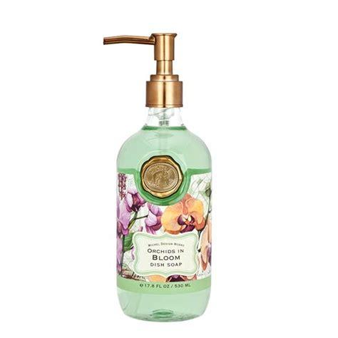michel design works rose bloom home fragrance diffuser 8oz ebay michel design works orchids in bloom dish soap