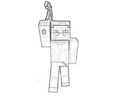 minecraft castle coloring page another minecraft coloring pages coloring kids