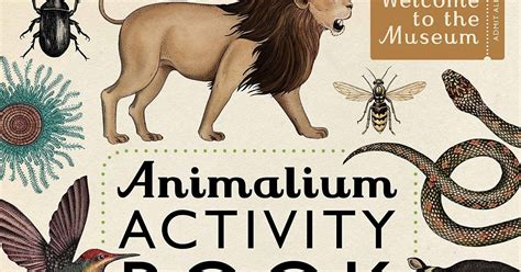 animalium colouring book welcome 1783706120 the bookworm baby animalium activity book
