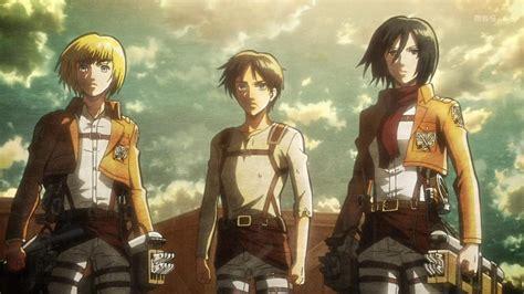 Attack On Titan shingeki no kyojin attack on titan episode 11 thoughts on anime