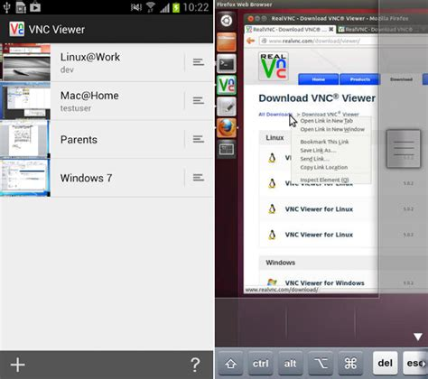vnc viewer for android free vnc viewer