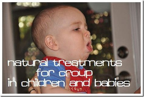 remedies for croup