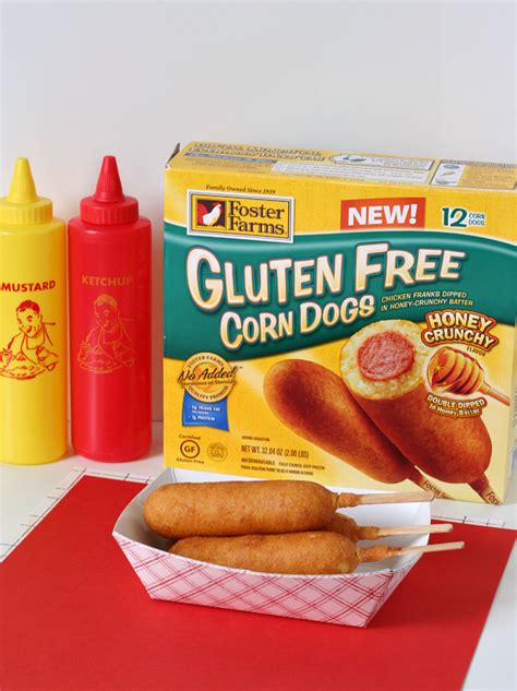 are corn dogs gluten free foster farms gluten free corn dogs