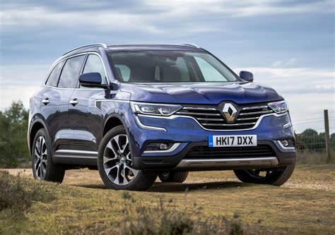 renault suv renault koleos suv review parkers