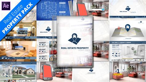Real Estate Property Promo Pack After Effects Template Youtube Real Estate After Effects Template