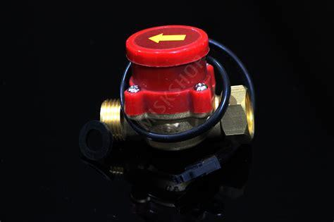 Otomatis Flow Switch Komplit Pompa Air Booster San Ei Wasser York jual flow switch 1 2 quot saklar otomatis pompa air asli murah misk shop