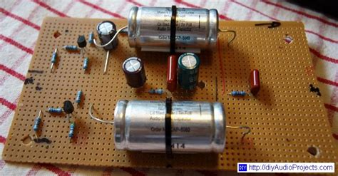 audio note silver foil capacitors boozhound laboratories jfet moving coil mc pre pre kit