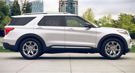 Ford Scout 2020 by Utah Review 2020 Ford Explorer Westland Ford