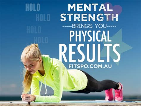 Pdf Mental Physical Strength by Mental Strength Brings You Physical Results