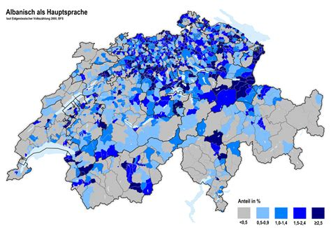 albaner in der schweiz