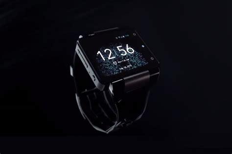 Smartwatch Neptune Neptune Pine Smartwatch At Ces 2014