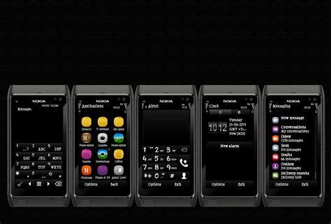 themes ovi store arjun arora themes pure black pro 2 0