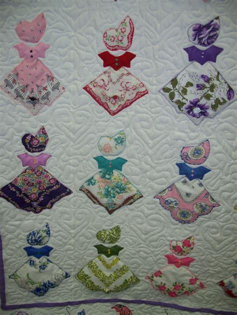 quilt pattern using handkerchiefs deerecountry quilts handkerchief quilt at the fair