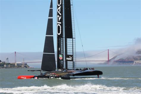 oracle hydrofoil boat oracle team usa 3d perspectives