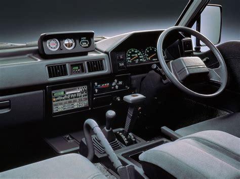 1990 Mitsubishi Delica Star Wagon 4wd Automotive