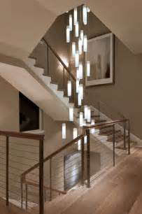 stairwell pendant lights tanzania chandelier contemporary living room stairwell