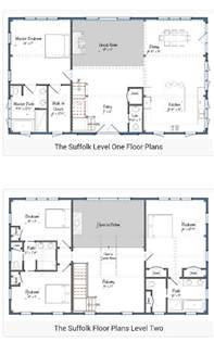 2 story floor plans 30 barndominium floor plans for different purpose