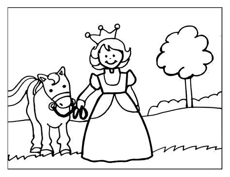dibujos de princesas para colorear p gina 2 dibujos de princesas para colorear en linea o decorar