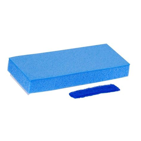 quickie mop refills automatic sponge mop refill with microban 0472mb 1 the home depot