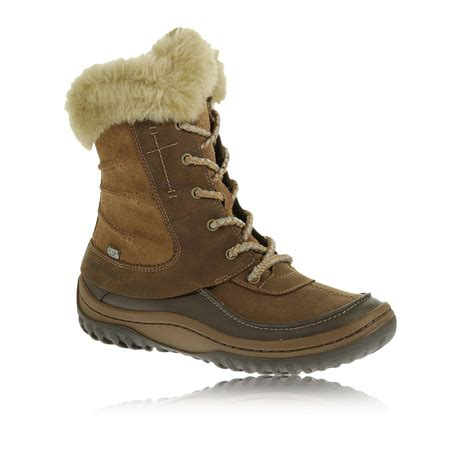 merrell decora sonata waterproof womens brown waterproof