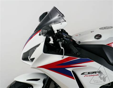 Winsild Rr mra motorcycle windshield for honda cbr1000rr 12 16 r racing screen twistedthrottle