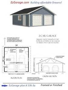 Concrete Block Garage Designs Free Home Plans Concrete Garage Plans