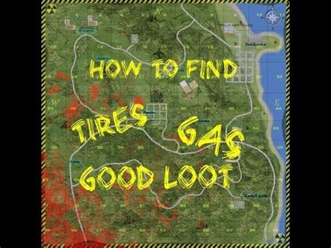 apocz how to find tires and gas:good loot youtube