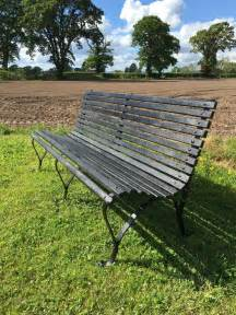 iron benches garden antiques atlas wrought iron garden bench