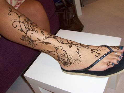 tattoos that look like henna leg that looks like wood henna design gallery