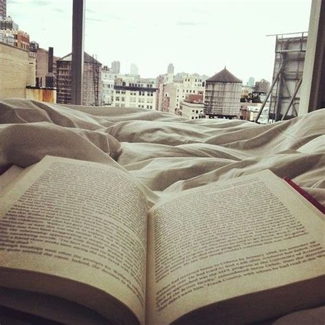 good in bed book having a morning read in the sheets in tribeca via booklover http booklover