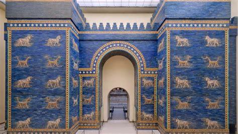 le porte di babilonia pillole la porta di ishtar