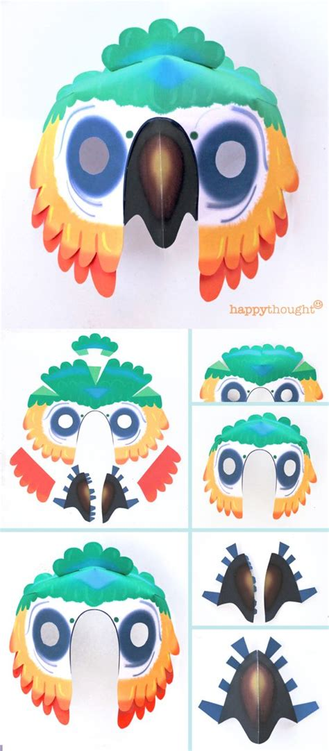 printable wild animal masks best 25 mask template ideas on pinterest diy halloween