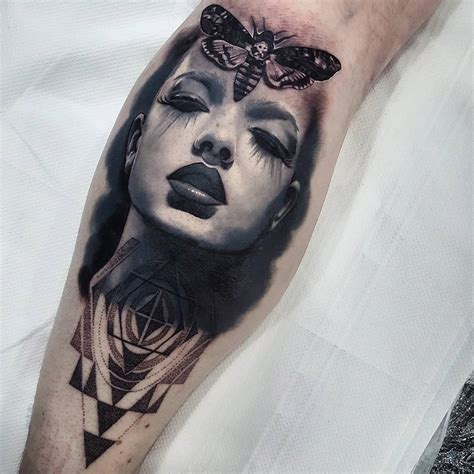 portrait tattoo ideas favela de janeiro best design ideas