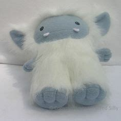 yeti doll pattern oh little quot white frost monster quot aka yeti why must you be