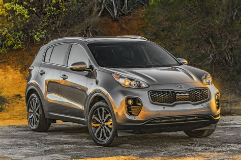 kia suv sportage 2017 kia sportage suv automatic features and specs