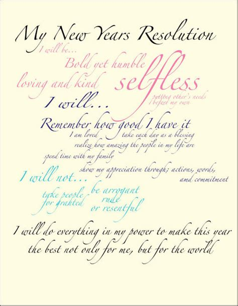 new years resolution quotes quotesgram
