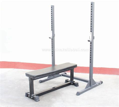 bench with rack commercial squat rack bench commercial squat rack bench