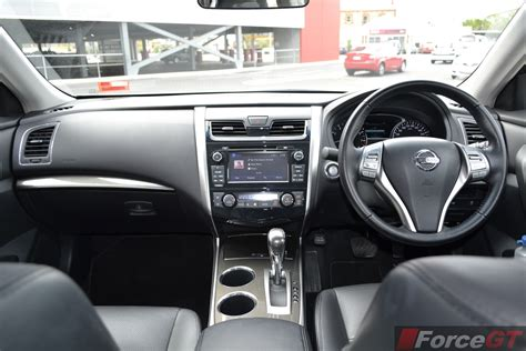 Nissan Altima 2014 Interior by 2014 Nissan Altima St L Interior Dashboard Forcegt