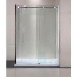 frameless sliding door shower enclosures cheap kohler frameless sliding glass shower doors find