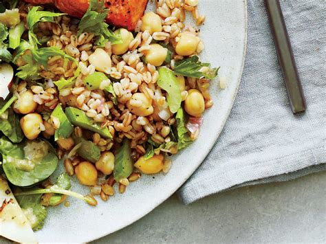 Detox Farro Salad Home Chef by Farro Breakfast Bowl Recipe Cooking Light