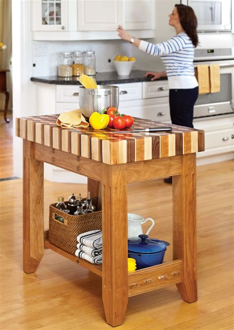 diy mobile kitchen island plans free plans free