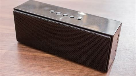 amazonbasics portable bluetooth speaker btv review   speaker  avoids  cheap