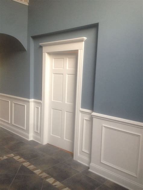 Wainscoting Molding Trim by Custom Trim Work Bluecollarbuilt I Can Build Anything